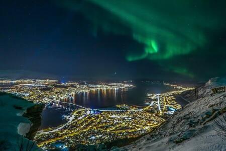 Fjordvegen 8 - Tromsø - อพาร์ทเมนท์