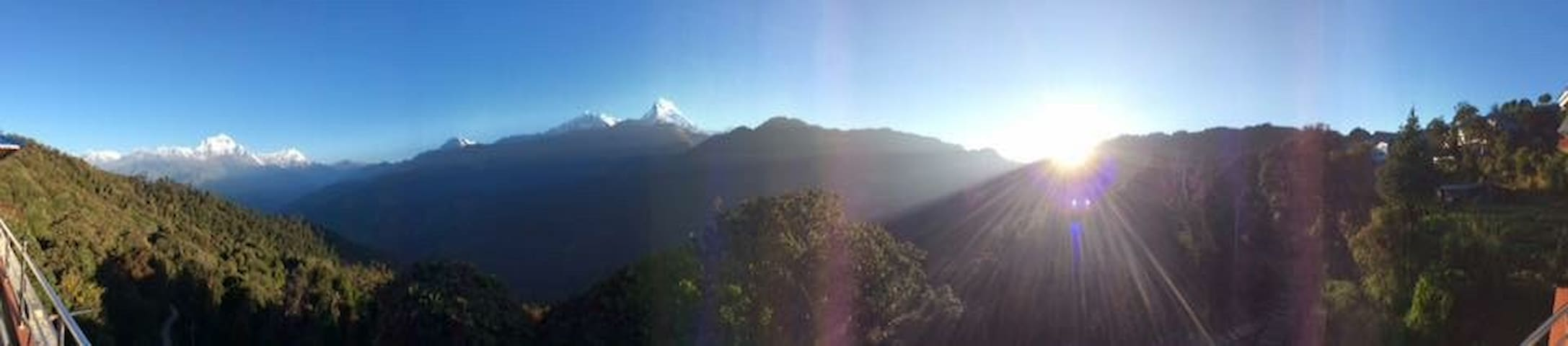 Asha Hotel & Restaurant Ghorepani, Poon Hill Nepal
