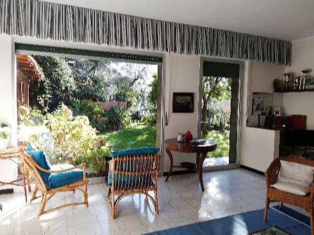 Casa al mare con giardino privato 8 posti letto