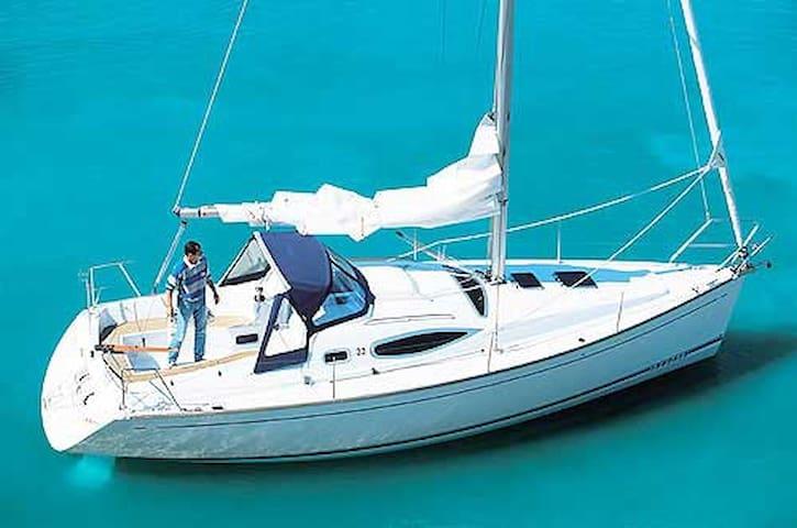 Romantic sailing charter to Greece! - วิลลาโนวา