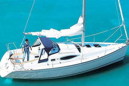 Romantic sailing charter to Greece! - 빌라노바