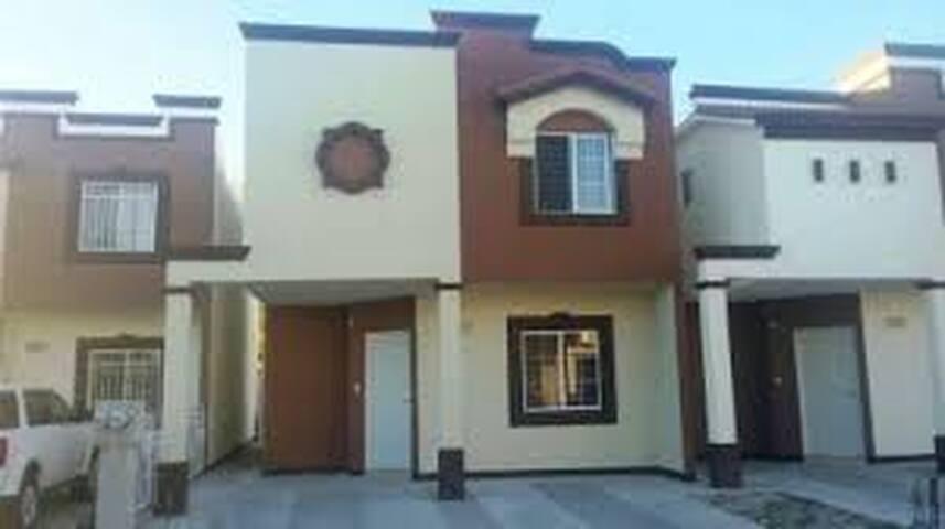Hospedaje en residencial privado. - Ciudad Juárez - House