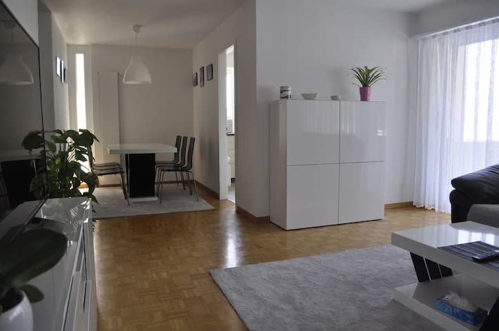 3.5 Zimmerwohnung zwischen Bern, Basel und Zürich - Oensingen - Apartment