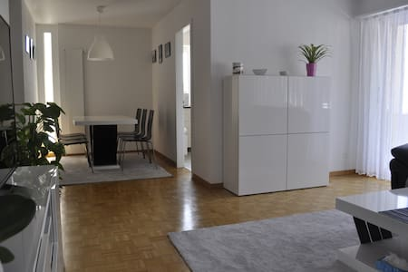3.5 Zimmerwohnung zwischen Bern, Basel und Zürich - Appartement