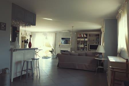 Suite dans une maison de 165 m2 au calme