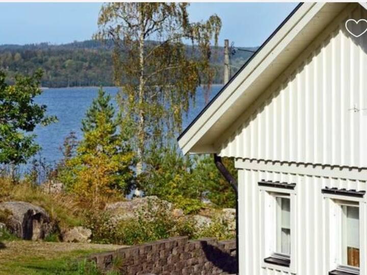 ULRICEHAMN Fantastiskt läge vid sjön Åsunden