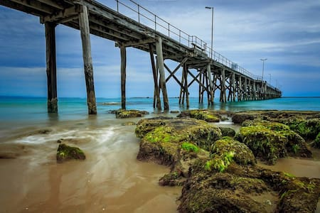 Perfectly relaxing at Port Noarlunga - Port Noarlunga - Casa