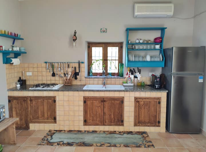 "Cozy room with kitchen in ""Villetta Eraclea Minoa"""