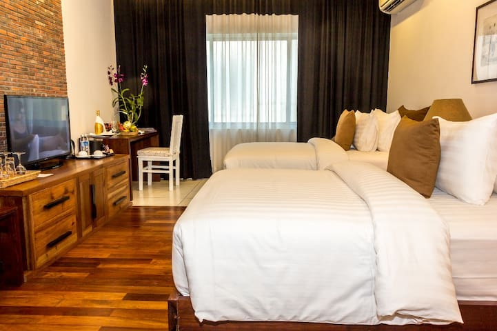 Stylish room in Angkor Park area - Krong Siem Reap - Lejlighed