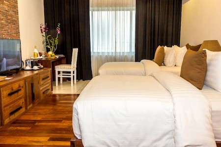 Stylish room in Angkor Park area - Krong Siem Reap