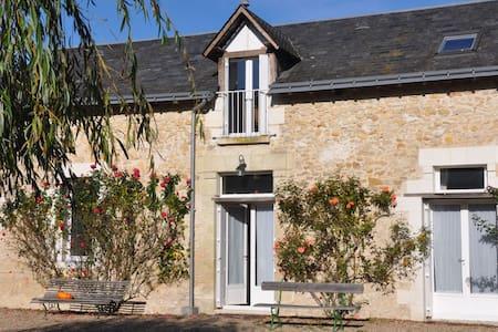 Maison de vacances avec piscine - Chambourg-sur-Indre - House