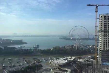 金鸡湖湖景房 - Suzhou