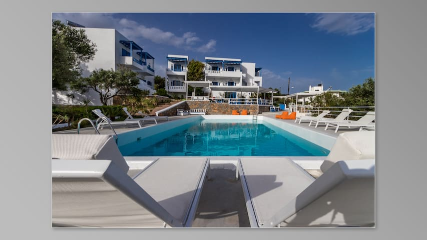 Milatos Village agrotourism hotel-Elevteria's flat