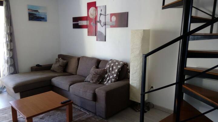 Apartamento en la avd. Augusta de Jávea.