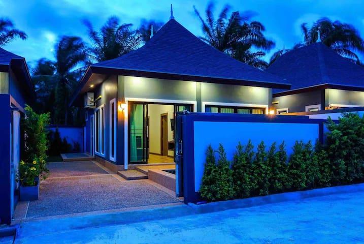 Phu Nava Villa Aonang - Private Pool