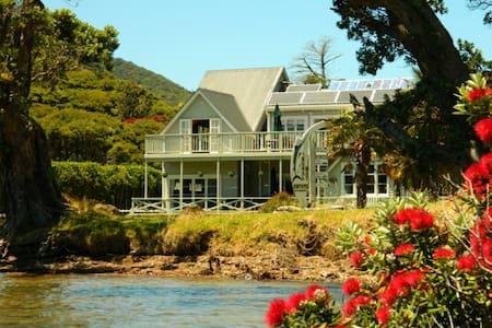 Shoal Bay Estate - Great Barrier Island - Great Barrier Island - Inap sarapan