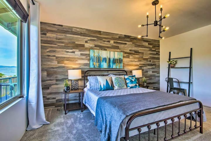 Enjoy the convenience of a primary bedroom suite located on the main floor