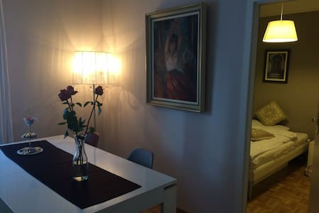 Affordable 2roomed flat central location near HB - Zürich - Apartmen