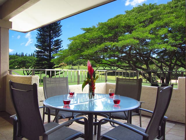 Our Kapalua Golf Villa piece of paradise.