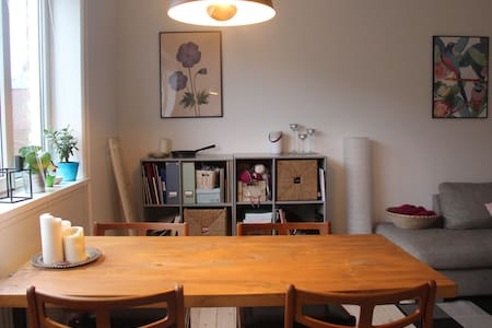Dejlig 3 værelses lejlighed i Nordvestkvarteret