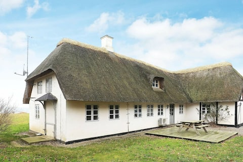 Lavish Holiday Home in Syddanmark with Sauna