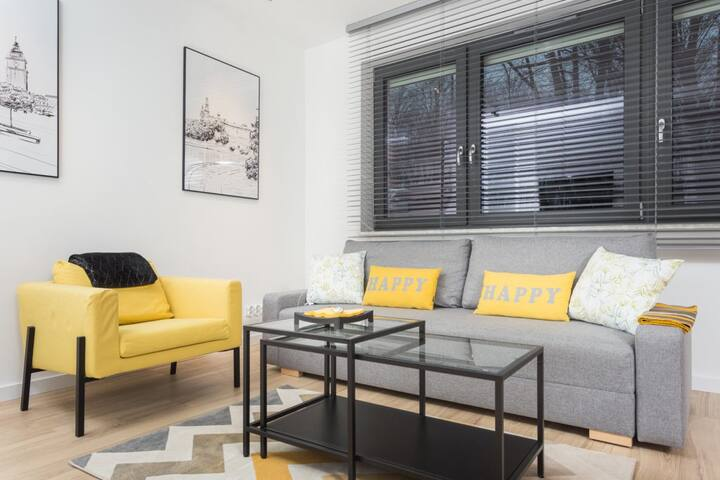 InPoint Silence Apartment