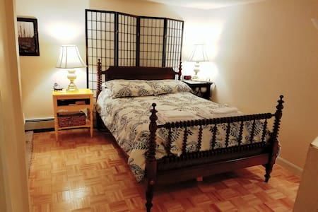 Studio near airport and downtown! - Boston - Wohnung