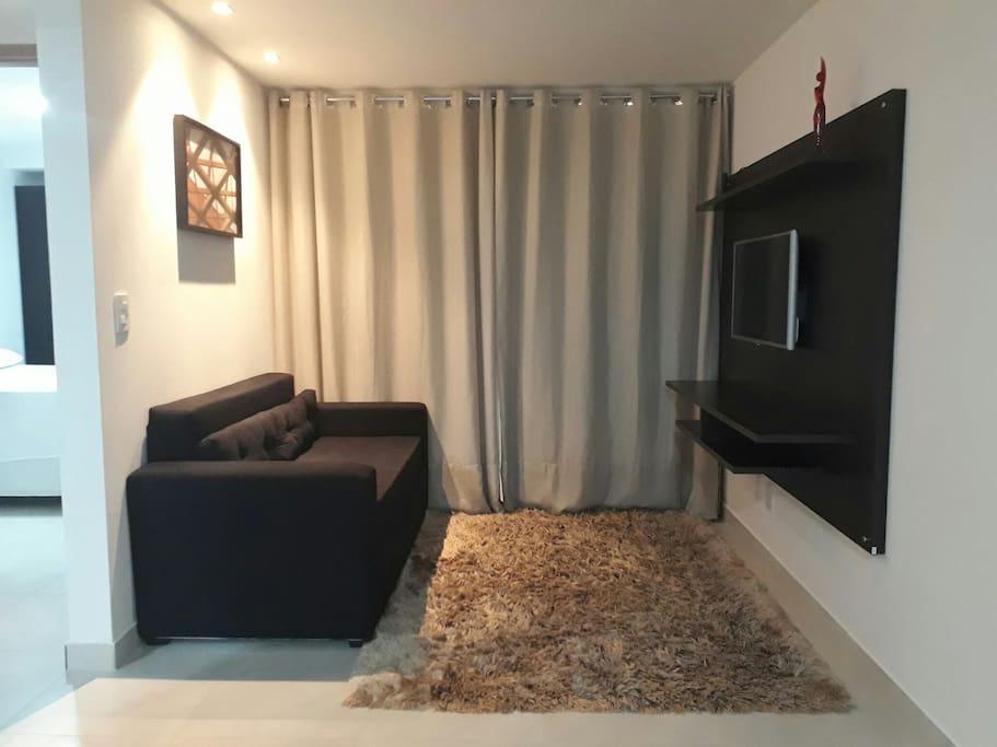.:: Sala aconchegante e confortável ::.
