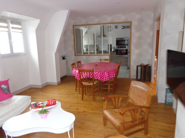 Appartement Saint-Malo Cité D'Aleth 6 personnes - Saint-Malo - Apartment