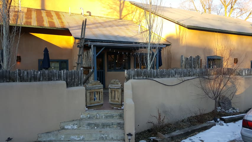 Historic Mill House Apartment - #3 - Taos - Apartment