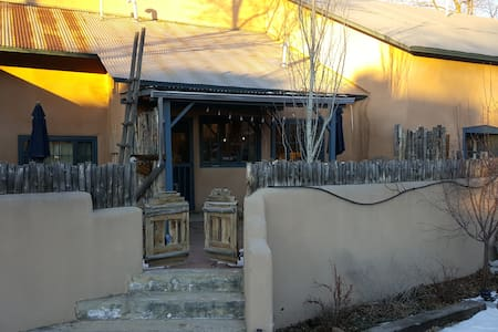 Historic Mill House Apartment - #3 - Taos