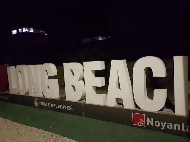 Ceaser Resort & SPA,Nord Cyprus,Long Beach,Trikomo