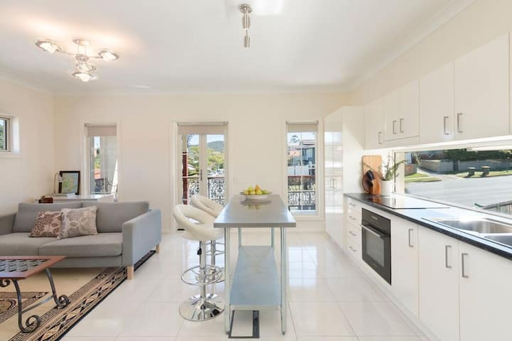 Ashgrove modern two bed apartment