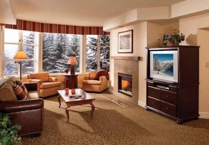 Marriott Vail Spring skiing @ a great price