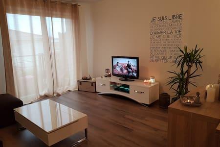 Charmant T2 proches des commerces et commodités - Guignes - Appartamento