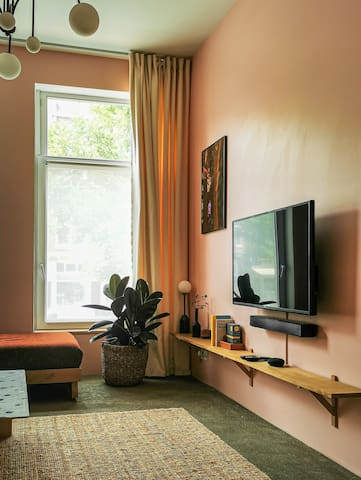 Your Living Room (and/or 2nd Bedroom) filled with custom made furniture from Rotterdam