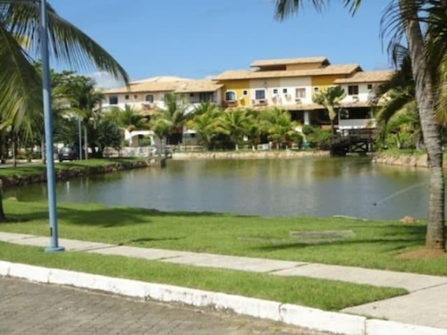 Duplex para família, grupo de amigos ou negócios! - Lauro de Freitas - Apartmen