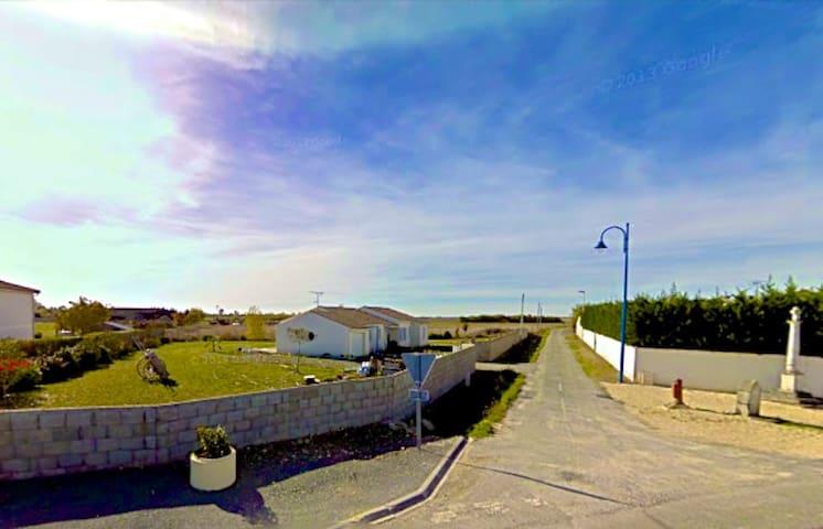 Villa Green & Blue La Rochelle - Le Gué-d'Alleré - Villa