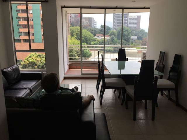 The best location, awesome apartment Poblado Med