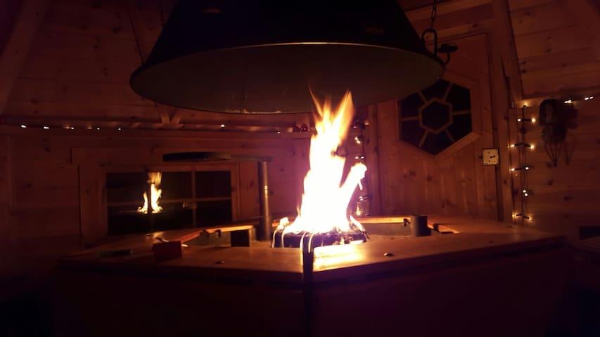 Romantisch in finse kota en sauna