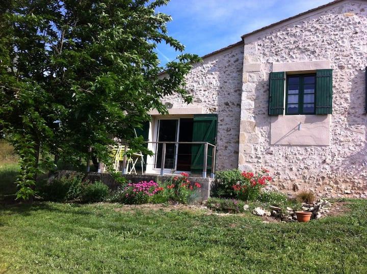 Maison de vigneron Périgord pourpre
