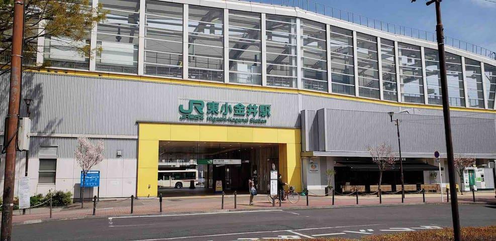 東小金井駅 Higashi Koganei Station