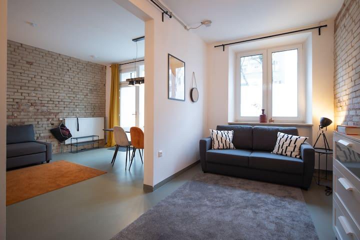 Modern & schick: Apartment für Family & Friends
