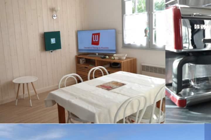 Perfect One bedroom Noirmoutier island beach