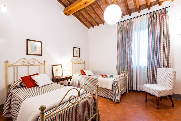 camera da letto doppia 8