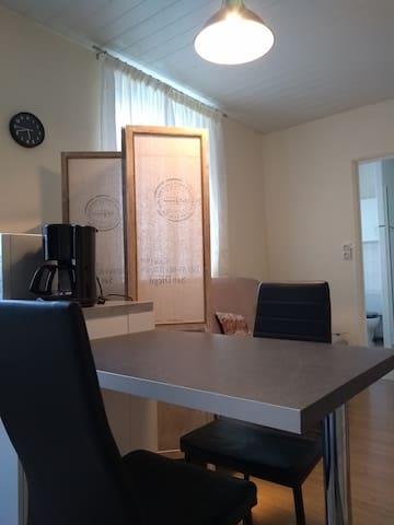 Appartement T2 de 35 m2 classé une Clé Vacances