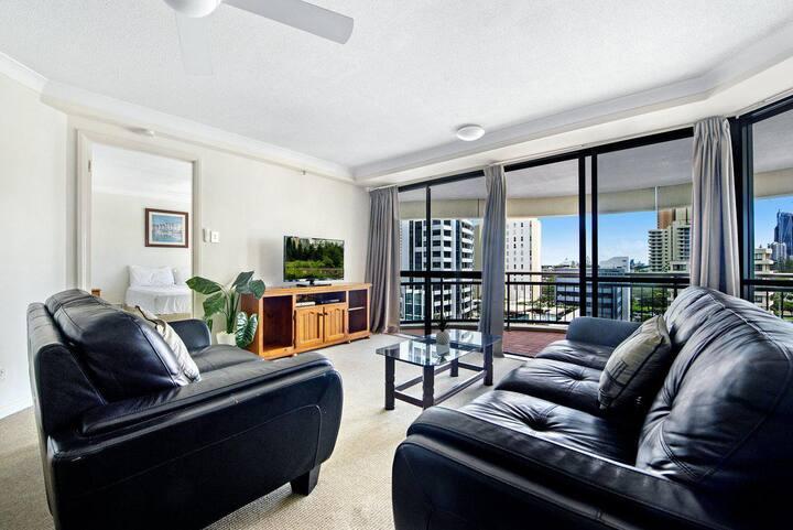 Victoria Square Apartments Broadbeach - Level 9