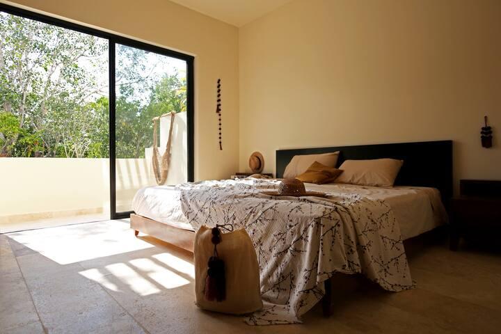 >2BR PH private rooftop jacuzzi, pool, Aldea Zama - Tulum - Appartement en résidence
