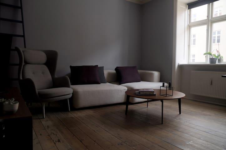 Lejlighed beliggende ved næsten alt - København - Apartment