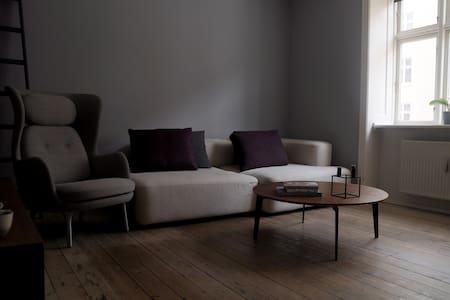 Lejlighed beliggende ved næsten alt - Kööpenhamina - Huoneisto